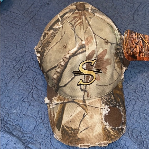 Other - Camo Hat